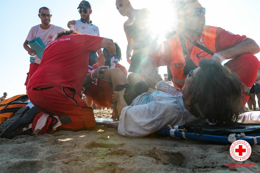 Salute Croce Rossa Grosseto area 1