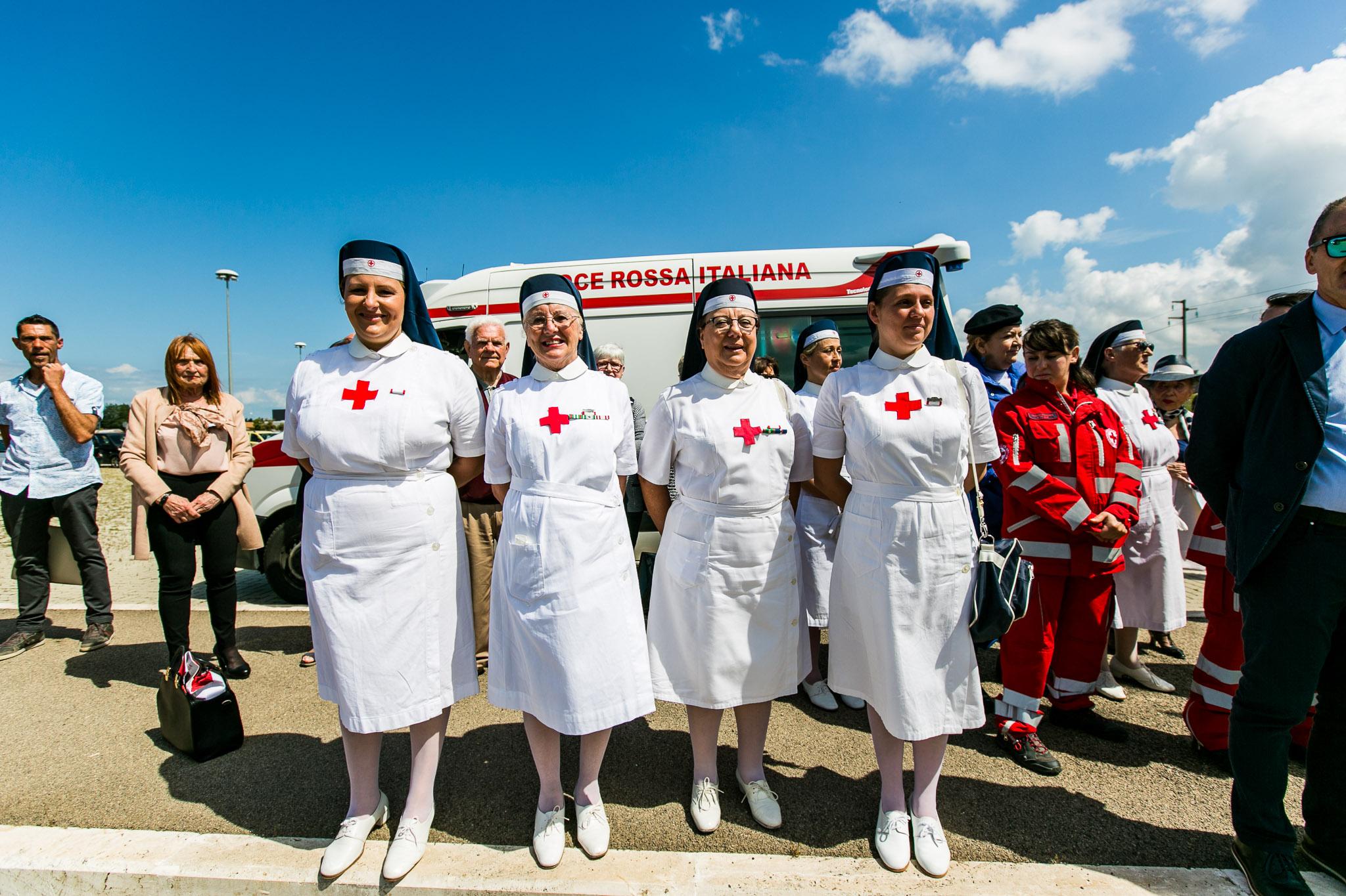 infermiere volontarie