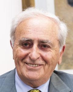 Hubert Corsi presidente della Croce Rossa