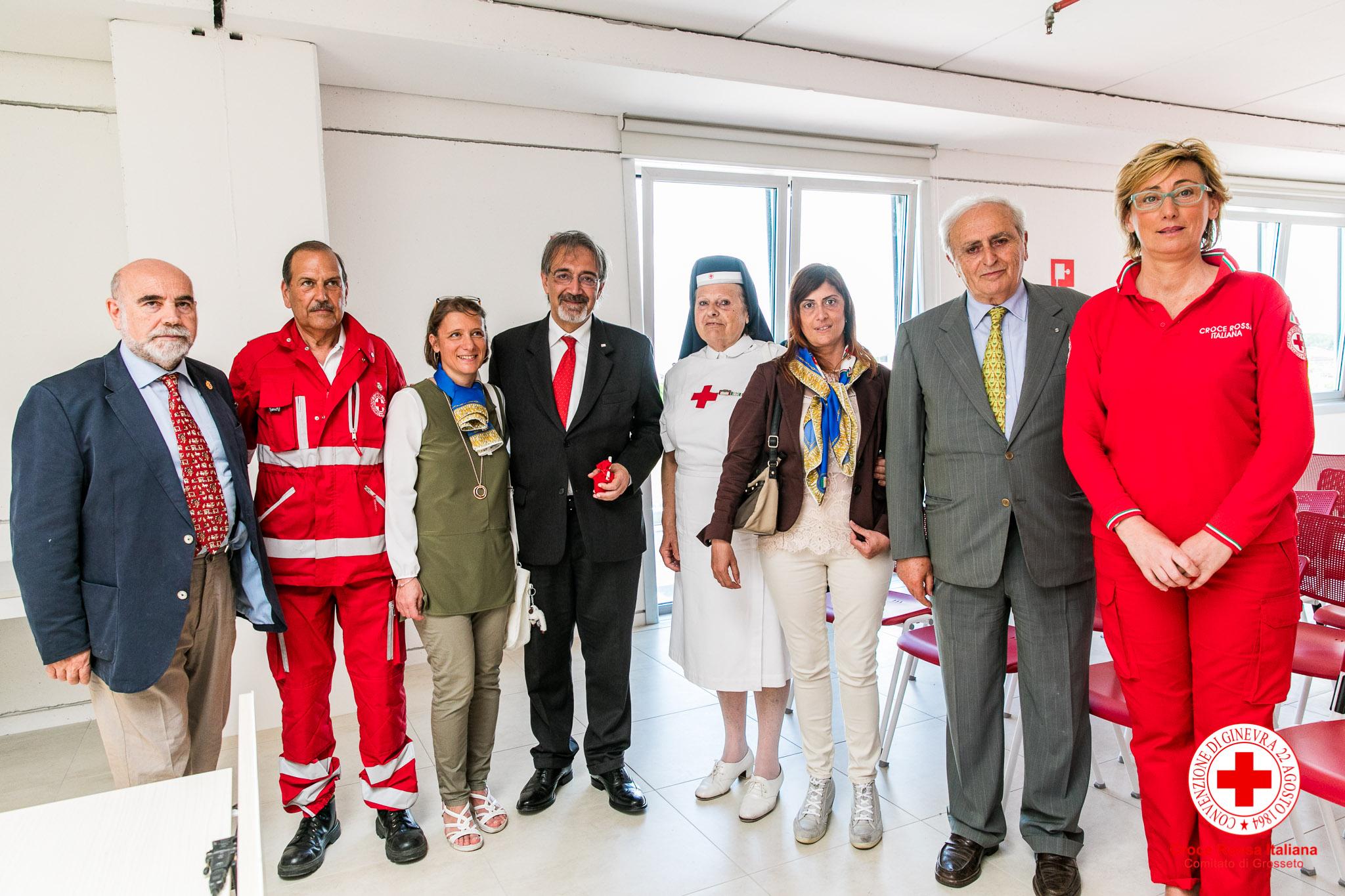 Croce Rossa Italiana Comitato di Grosseto - Inaugurazione nuova sede Maggio 2018